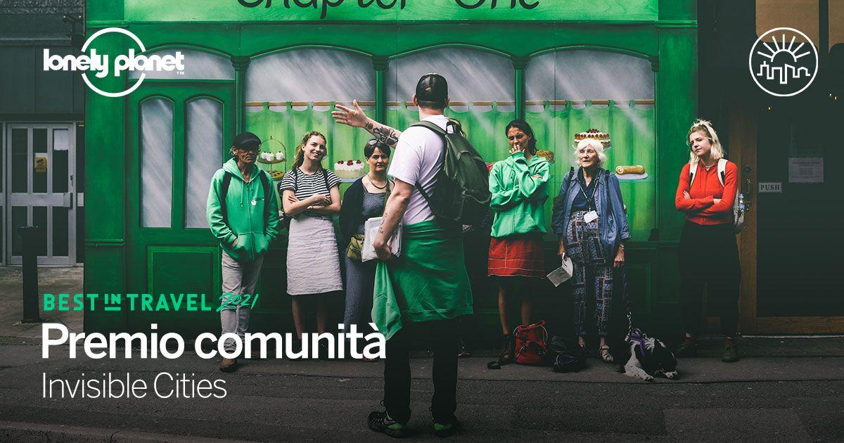 Tour di impegno sociale nel Regno Unito
