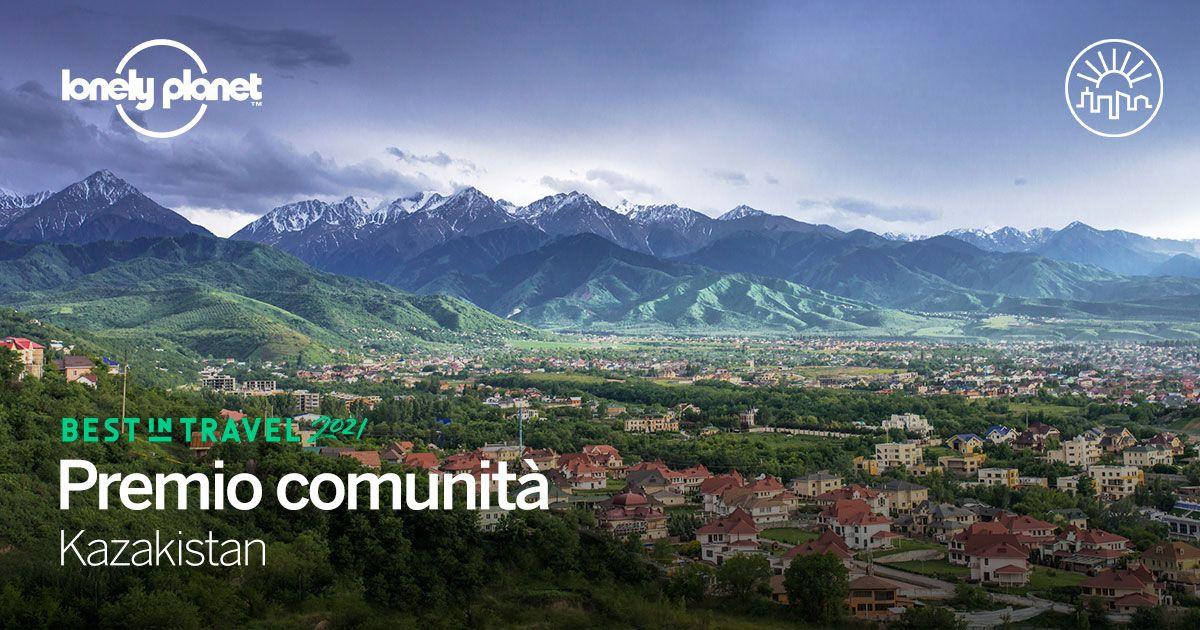 Soggiornare in case private in Kazakistan
