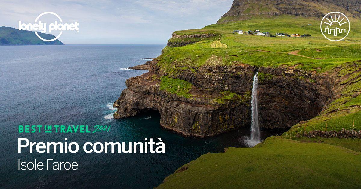 Progetto di comunità alle isole Faroe