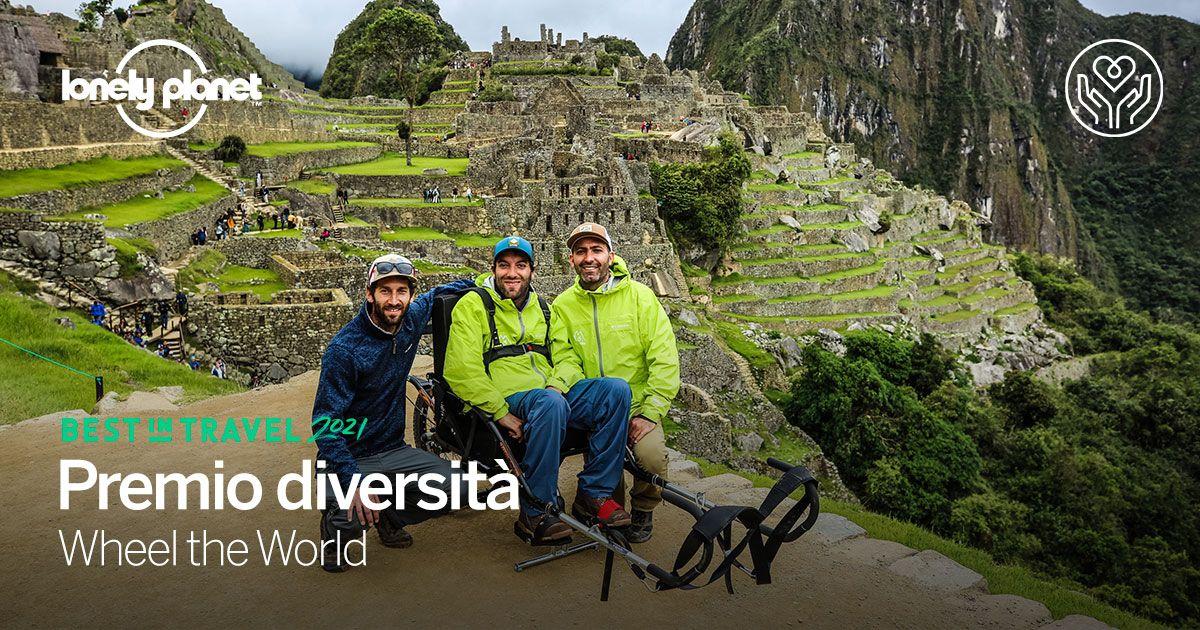 Tour inclusivi per viaggiare con disabilità