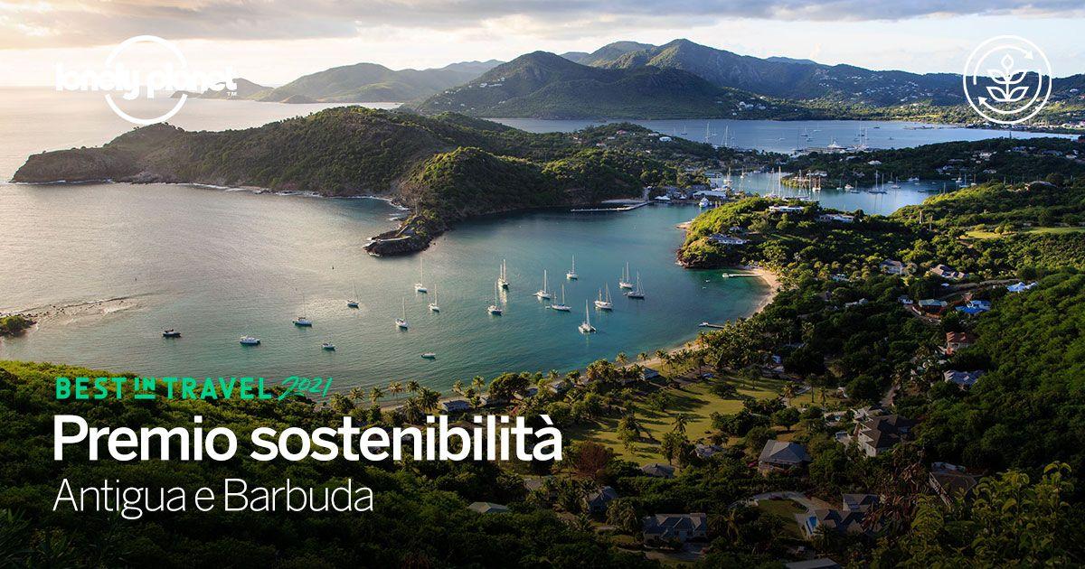 Antigua e Barbuda: destinazione emergente