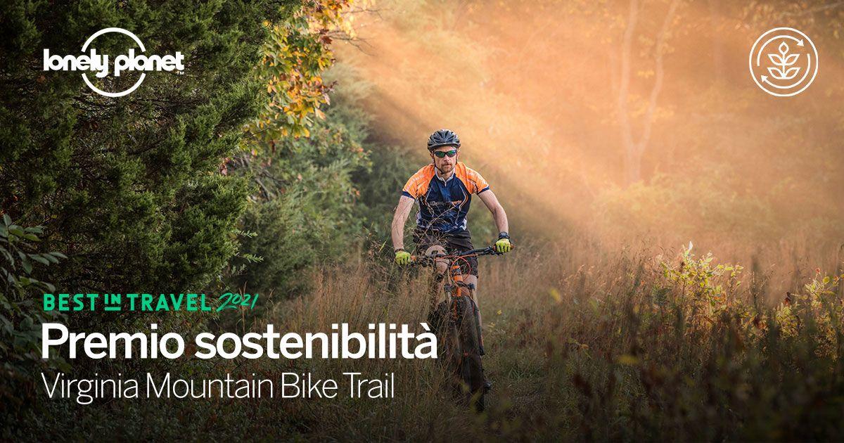 Virginia Mountain Bike Trail