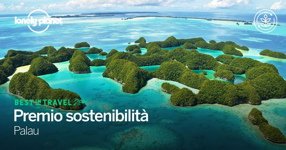 Palau: isole e spiagge ad alta sostenibilità