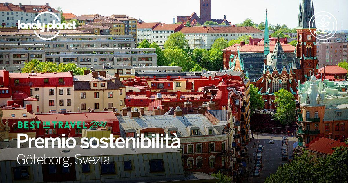 Soggiorno urbano sostenibile in Svezia - Lonely Planet