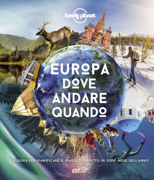 Europa Dove Andare Quando