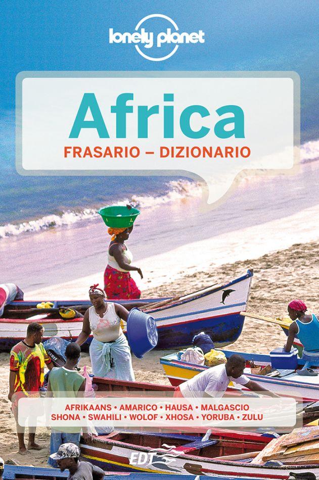 Image of Frasario - Dizionario Africa