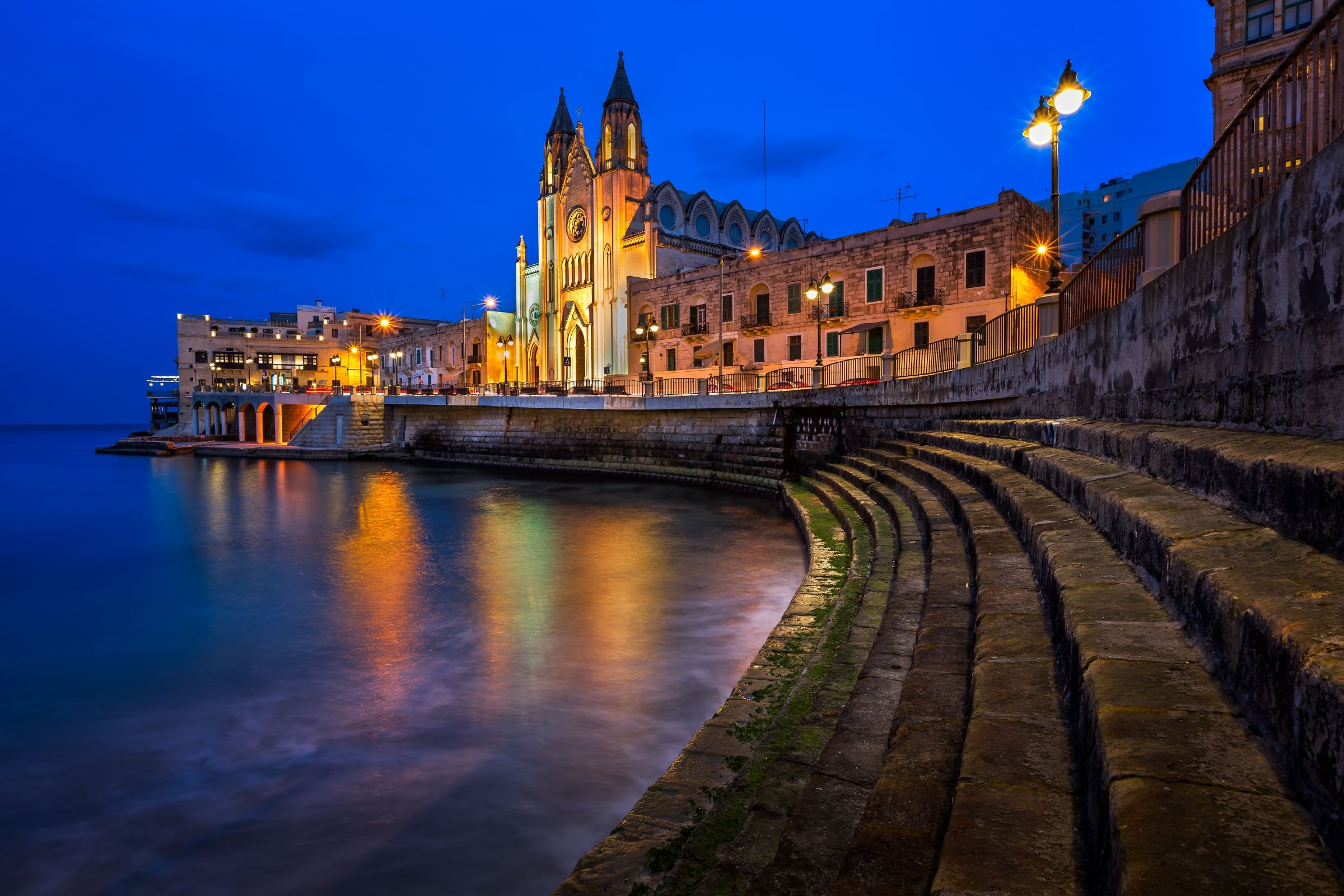 Sliema, St Julian's e Paceville, Malta: guida ai luoghi da ...