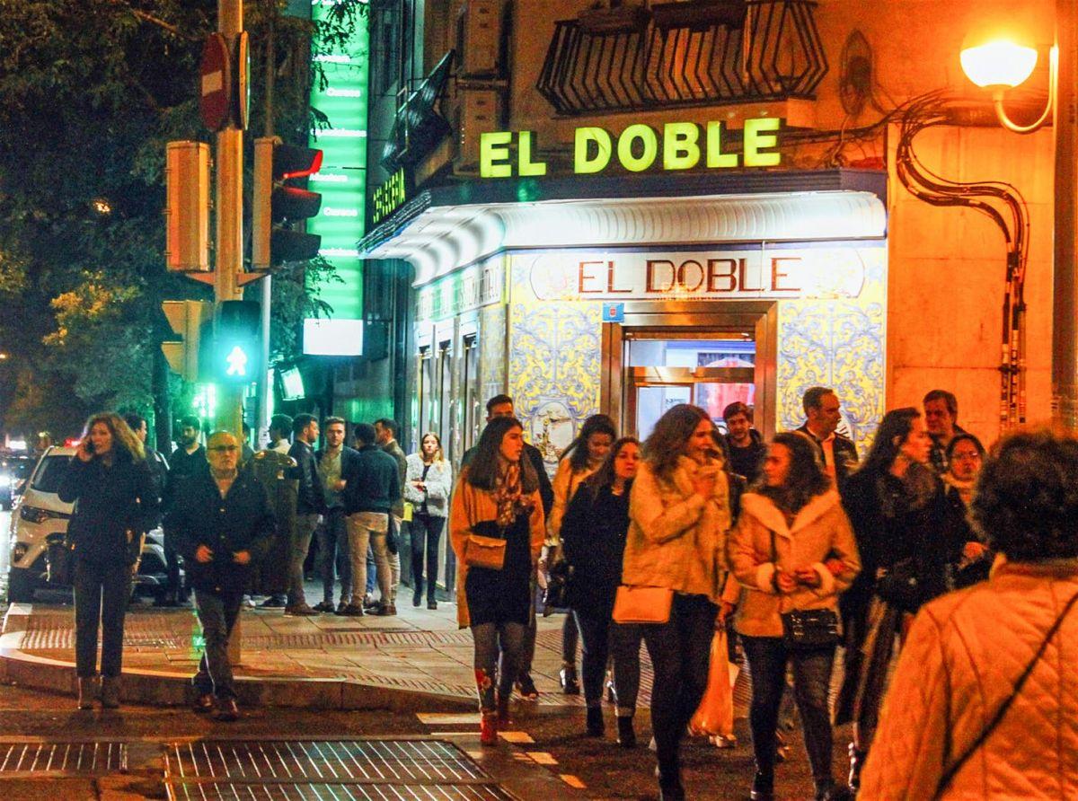 Calle de Ponzano a Madrid è ricca di ottimi locali dove trascorrere la serata