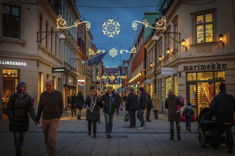 Natale a Göteborg