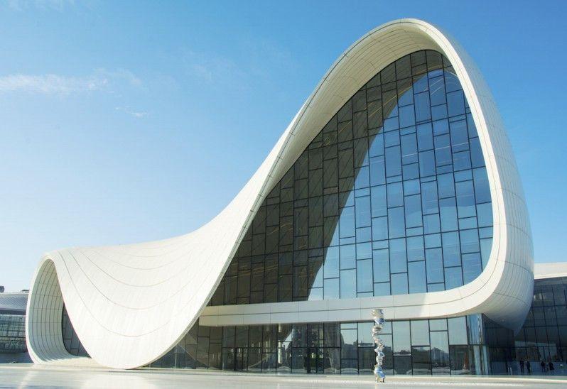 Zaha Hadid Cinque Più Una Opere Da Vedere Lonely Planet