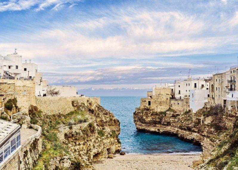 Spiagge e grotte: il meglio del mare in Puglia