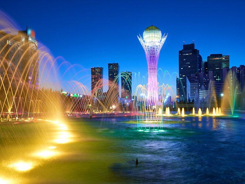 Alla scoperta di Nur-sultan: otto motivi per visitare la scintillante capitale del Kazakistan