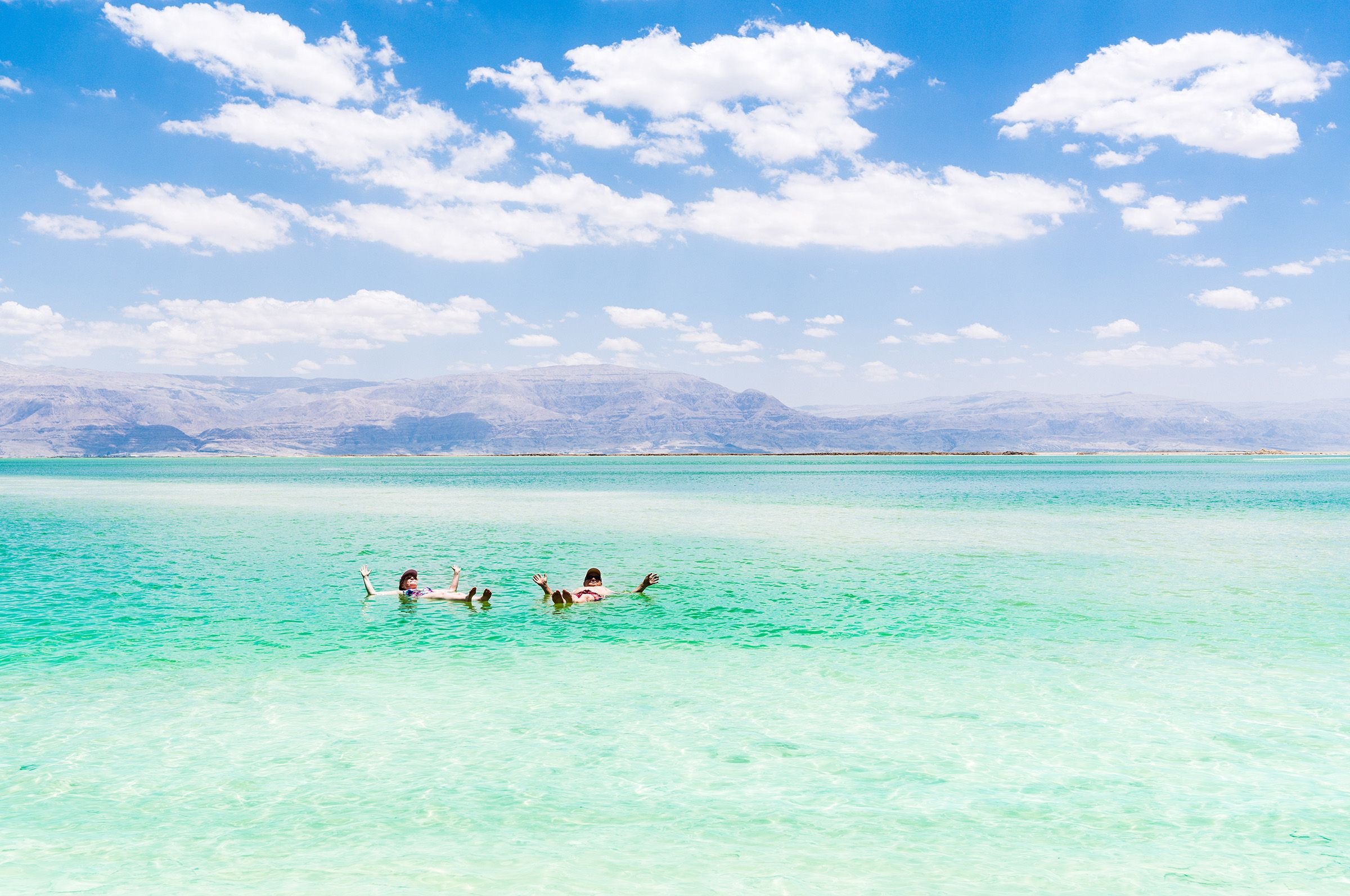 Cosa fare in Giordania: 8 posti per sorprendenti avventure acquatiche nel deserto