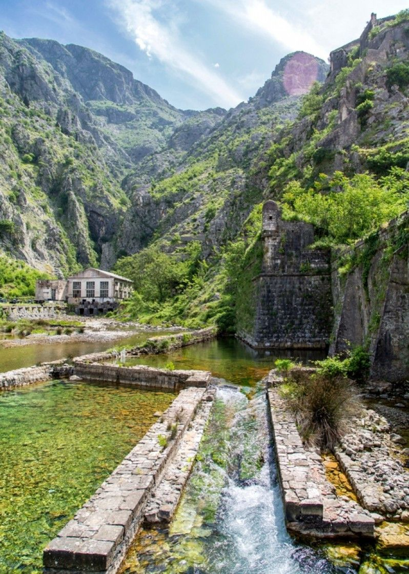 Avventura in Montenegro: la baia di Kotor