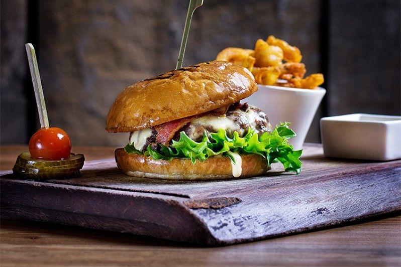 Hamburger straordinari intorno al mondo