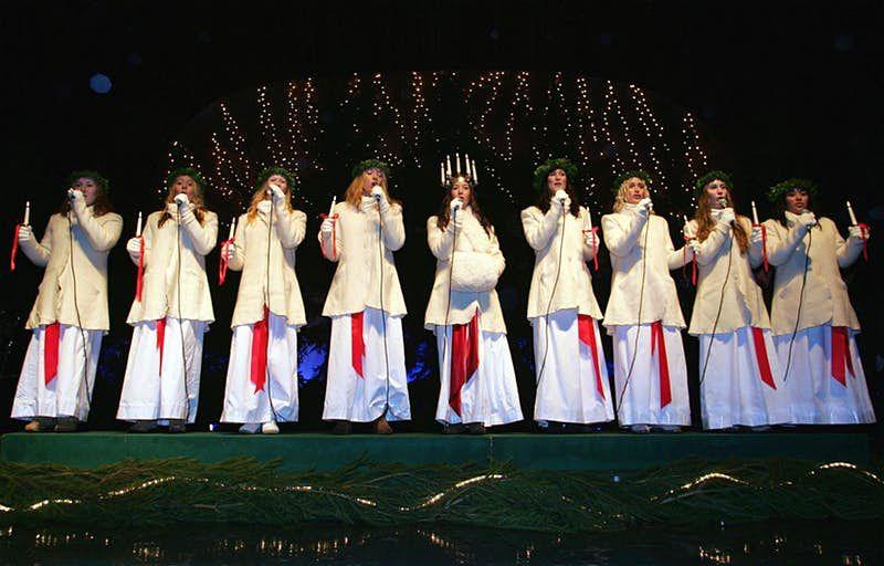 7 feste del solstizio d'inverno per celebrare il ritorno del sole