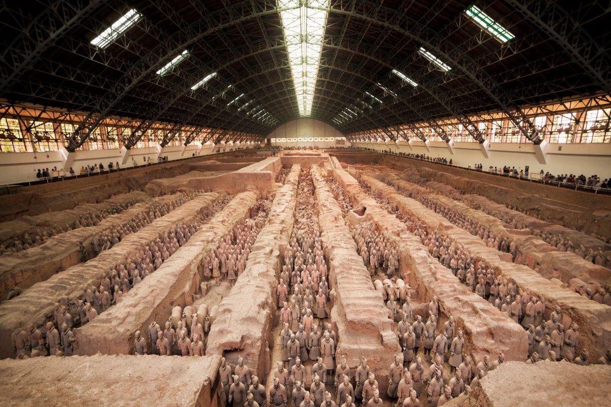 L'Esercito di Terracotta e le meraviglie di Xi'an