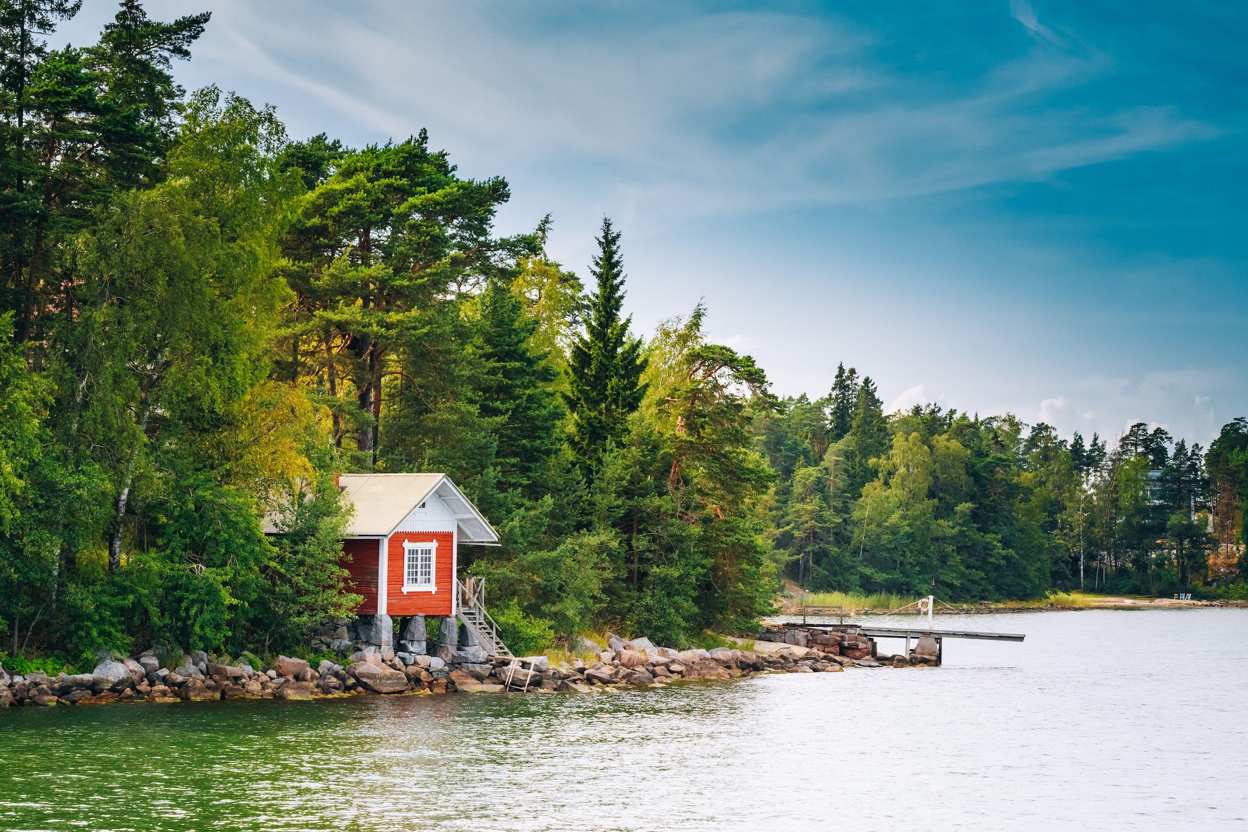 8 Paesi nel mondo dove la sauna è un must