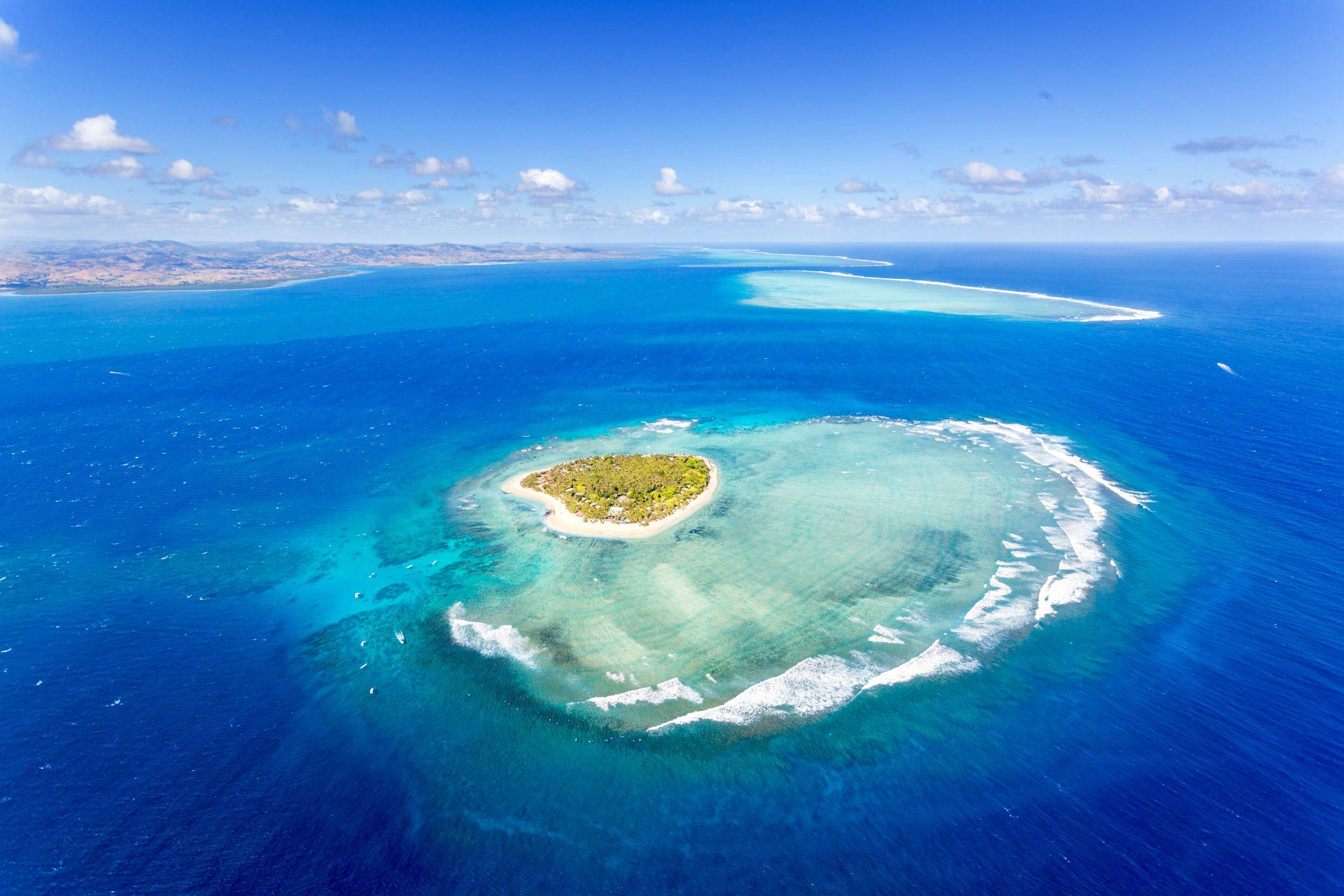 Le sette isole più remote dell'Oceano Pacifico