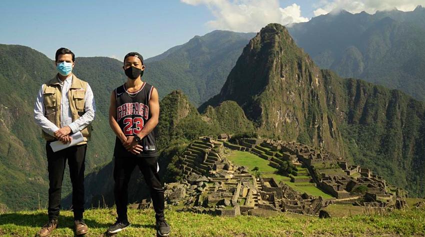 Machu Picchu riapre per un solo fortunato turista