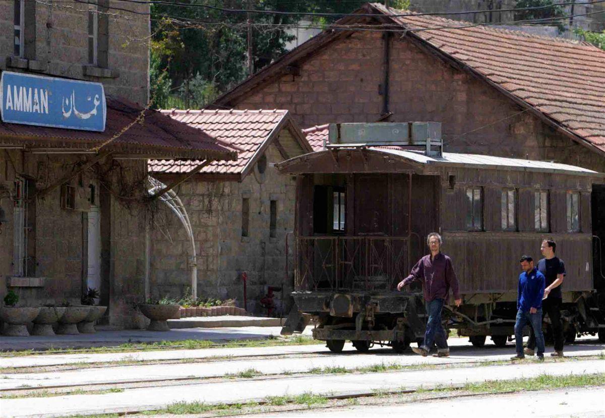 In Giordania una storica ferrovia potrebbe riaprire come parco