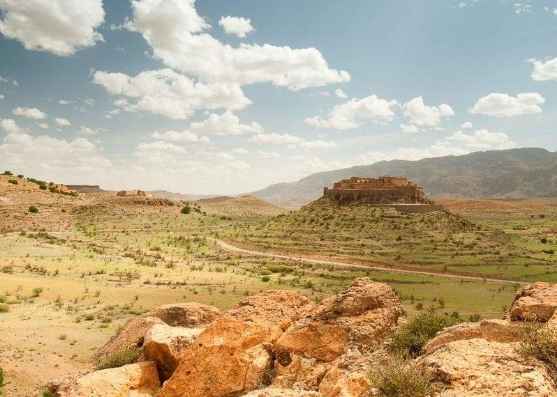 Trekking in Marocco, tra villaggi berberi e valli di rose
