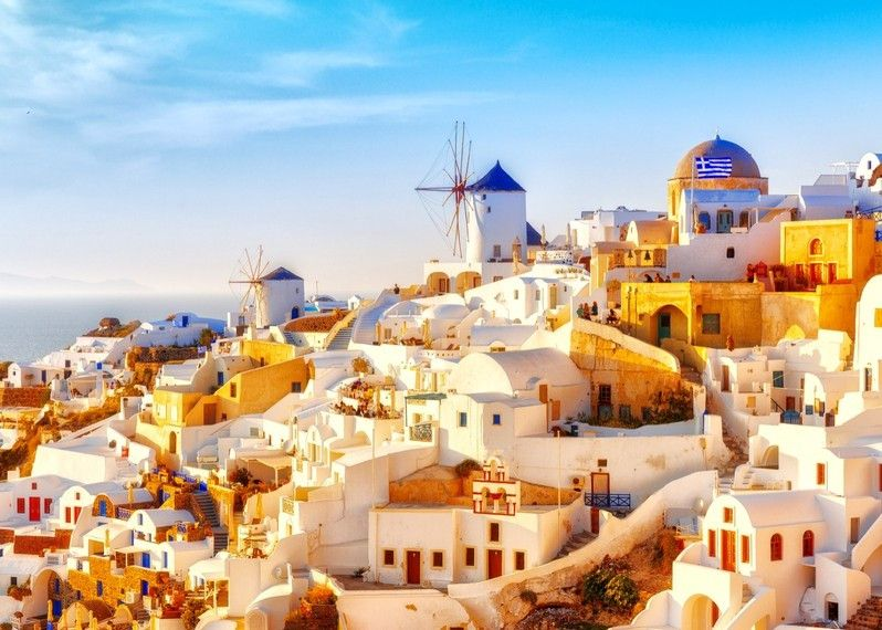 La prima volta a Santorini - Lonely Planet