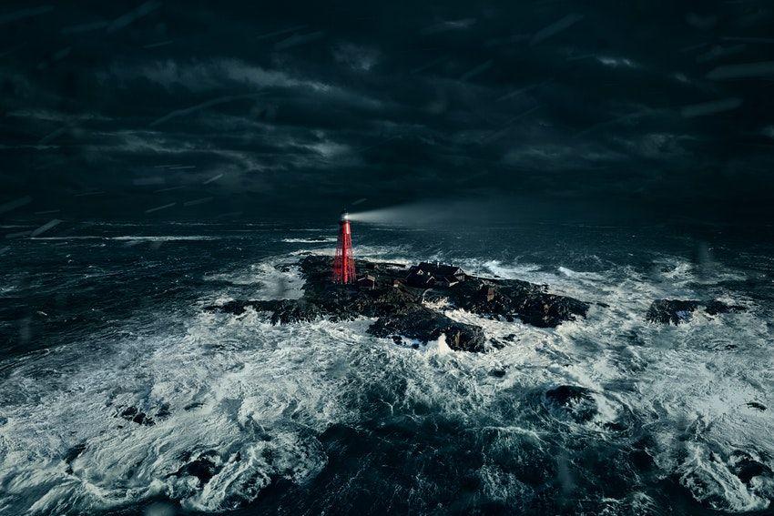 L'unica spettatrice del Göteborg Film Festival in isolamento su una remota isola svedese