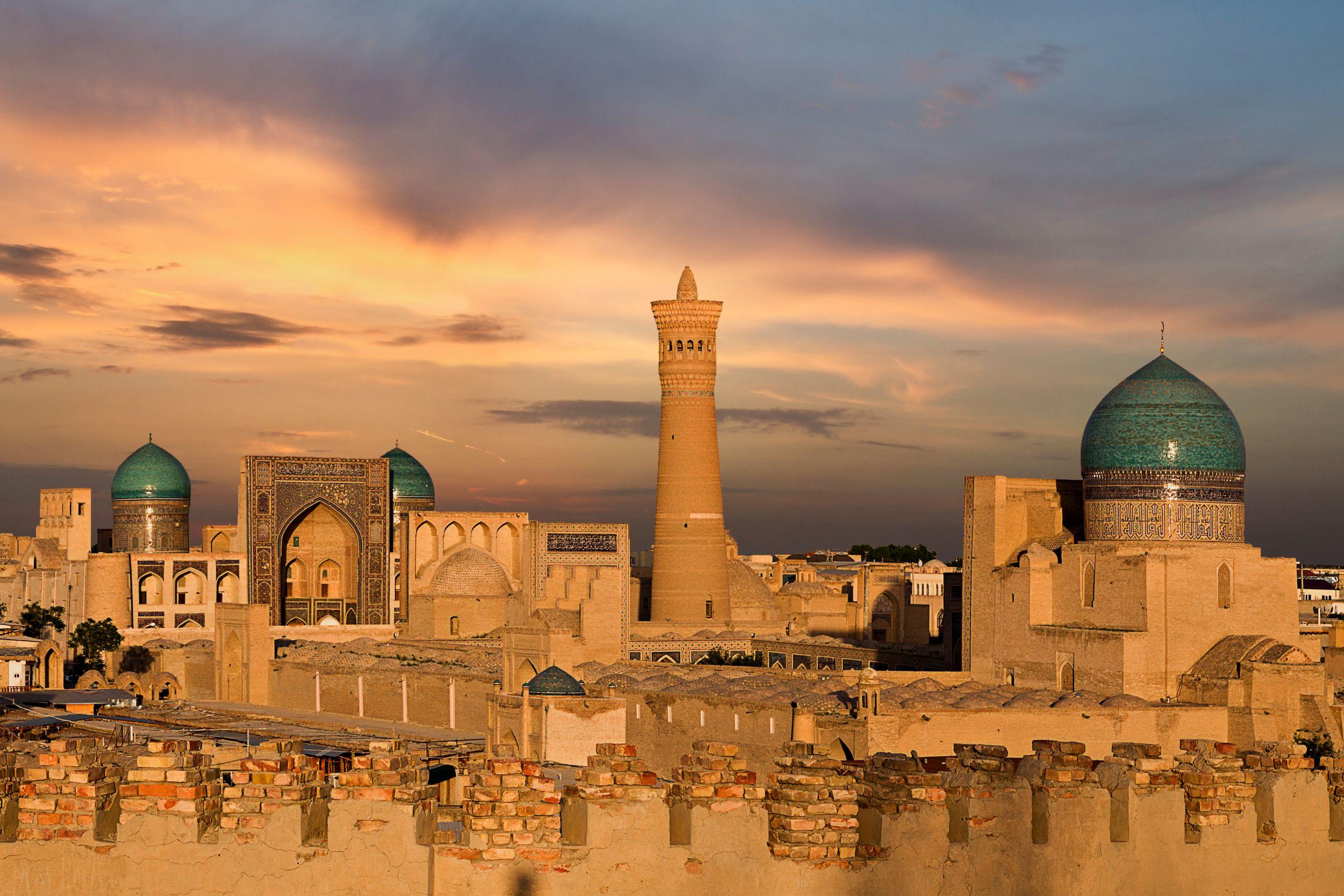 5 destinazioni da non perdere in Uzbekistan