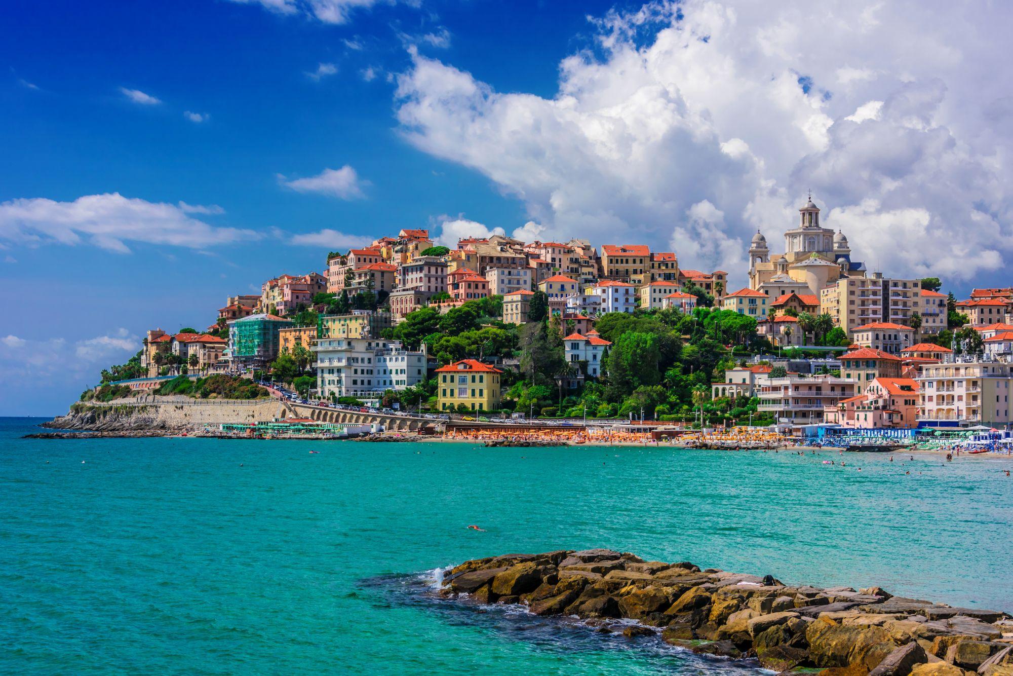 Liguria: 5 borghi da scoprire in un weekend