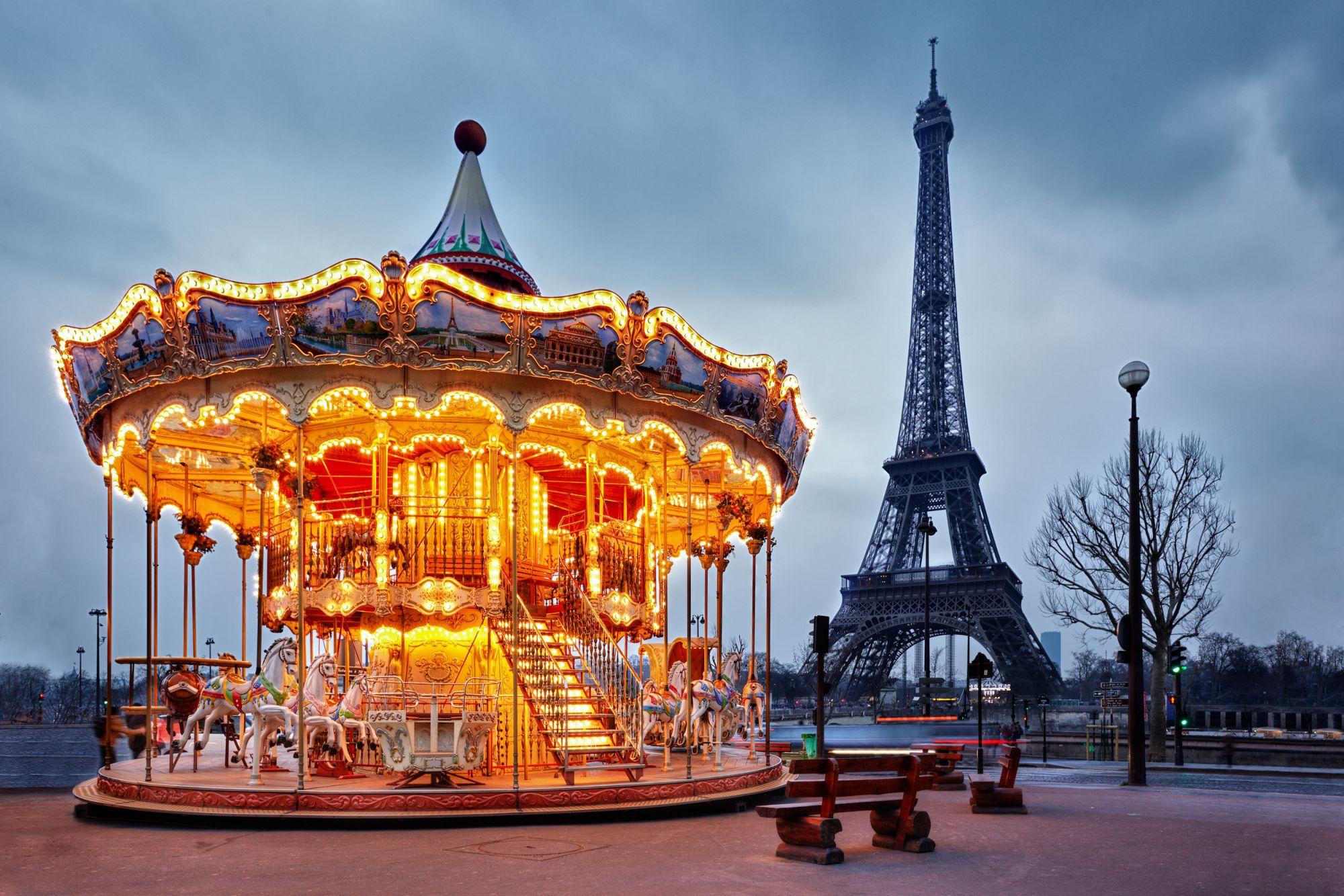 Parigi anno '20