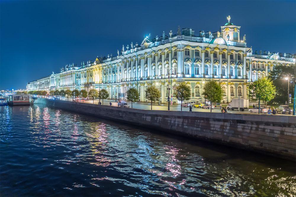 Benvenutiall'Ermitage, lo zar dei musei del mondo