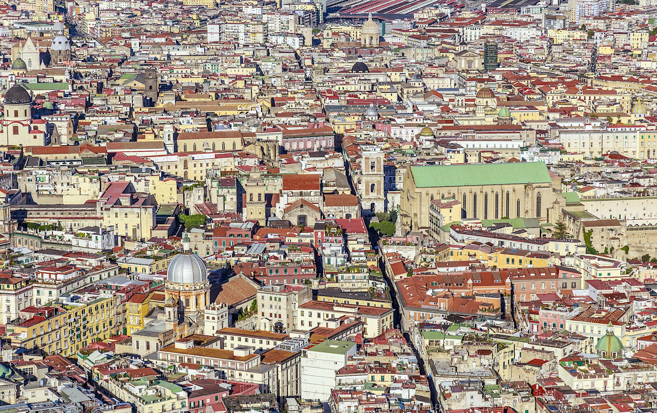 Il ventre di Napoli: scoprire i Quartieri Spagnoli
