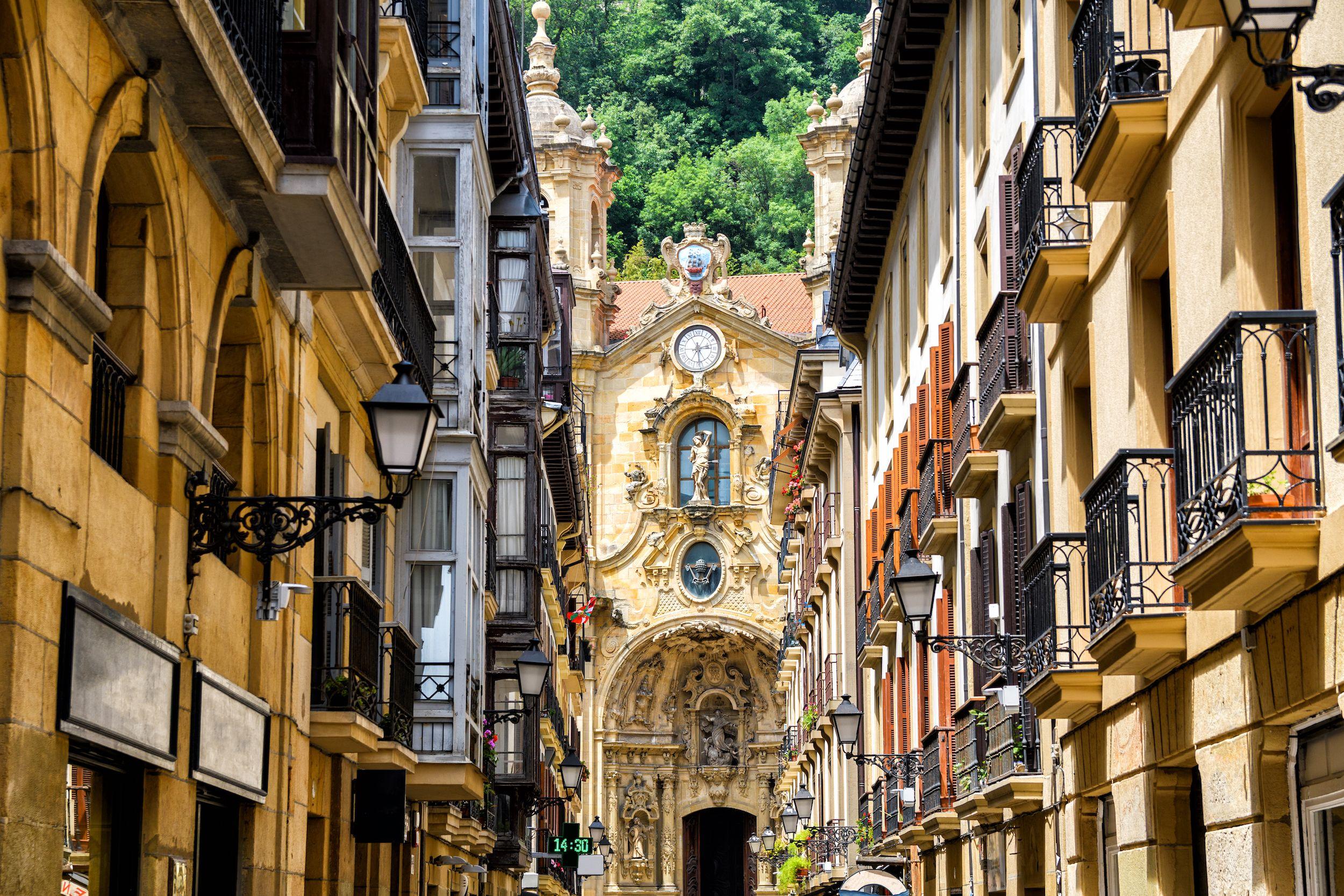 A San Sebastián tra i migliori pintxos bar