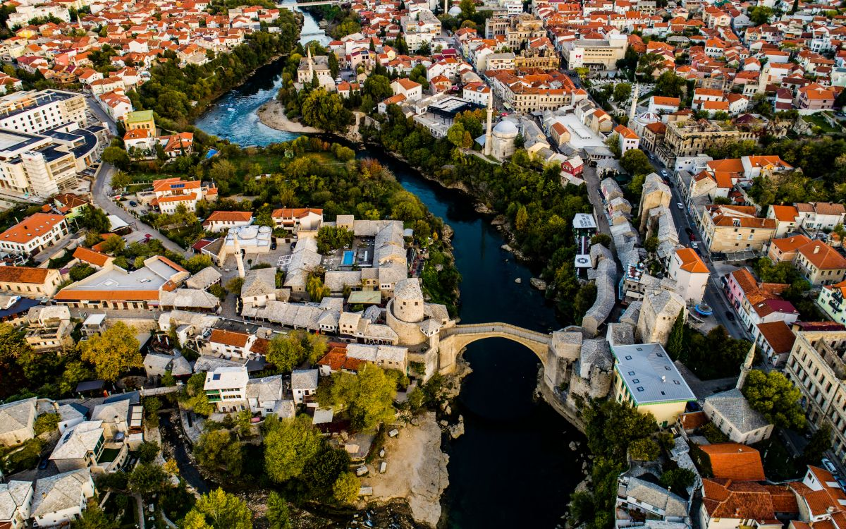 Viaggio in Bosnia: tra Sarajevo e Mostar in treno