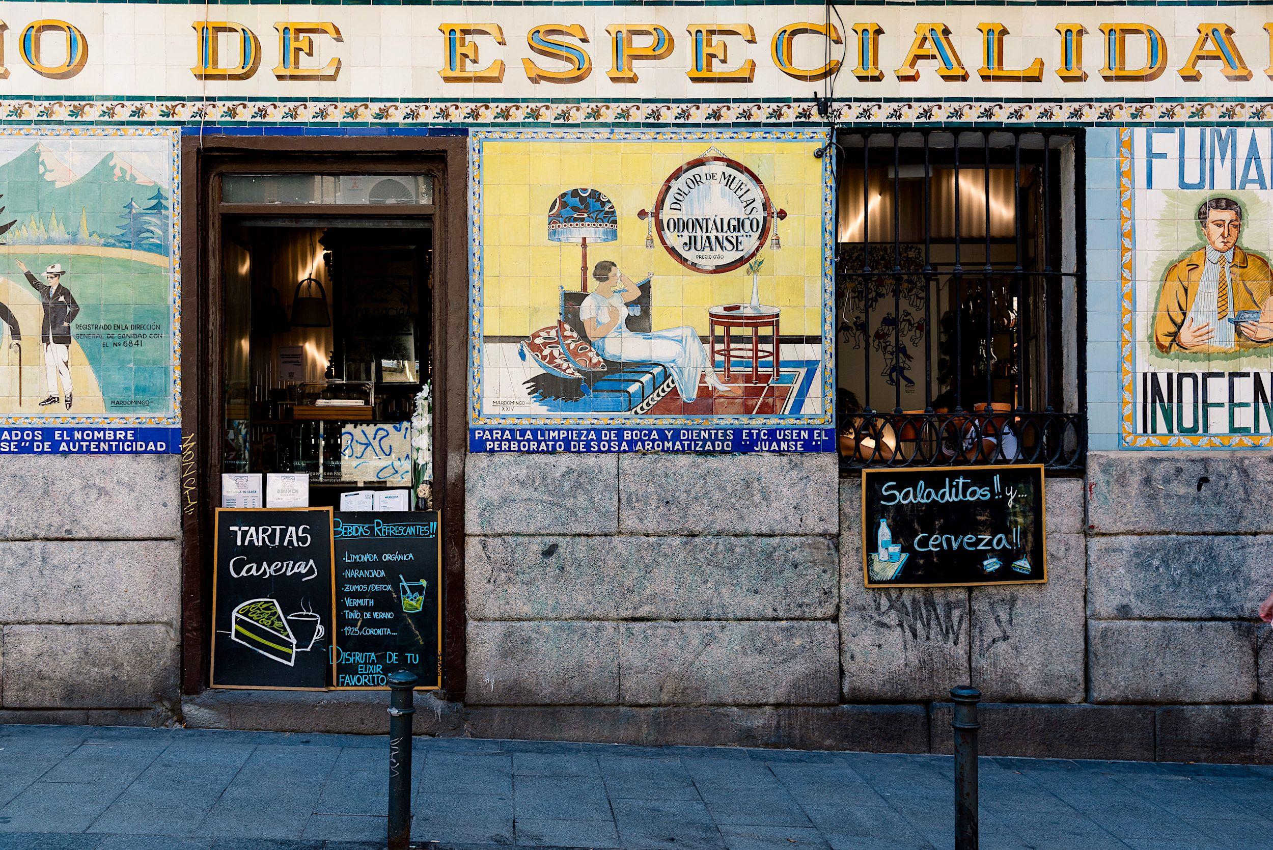 Alle origini della movida: viaggio a Malasaña, Madrid
