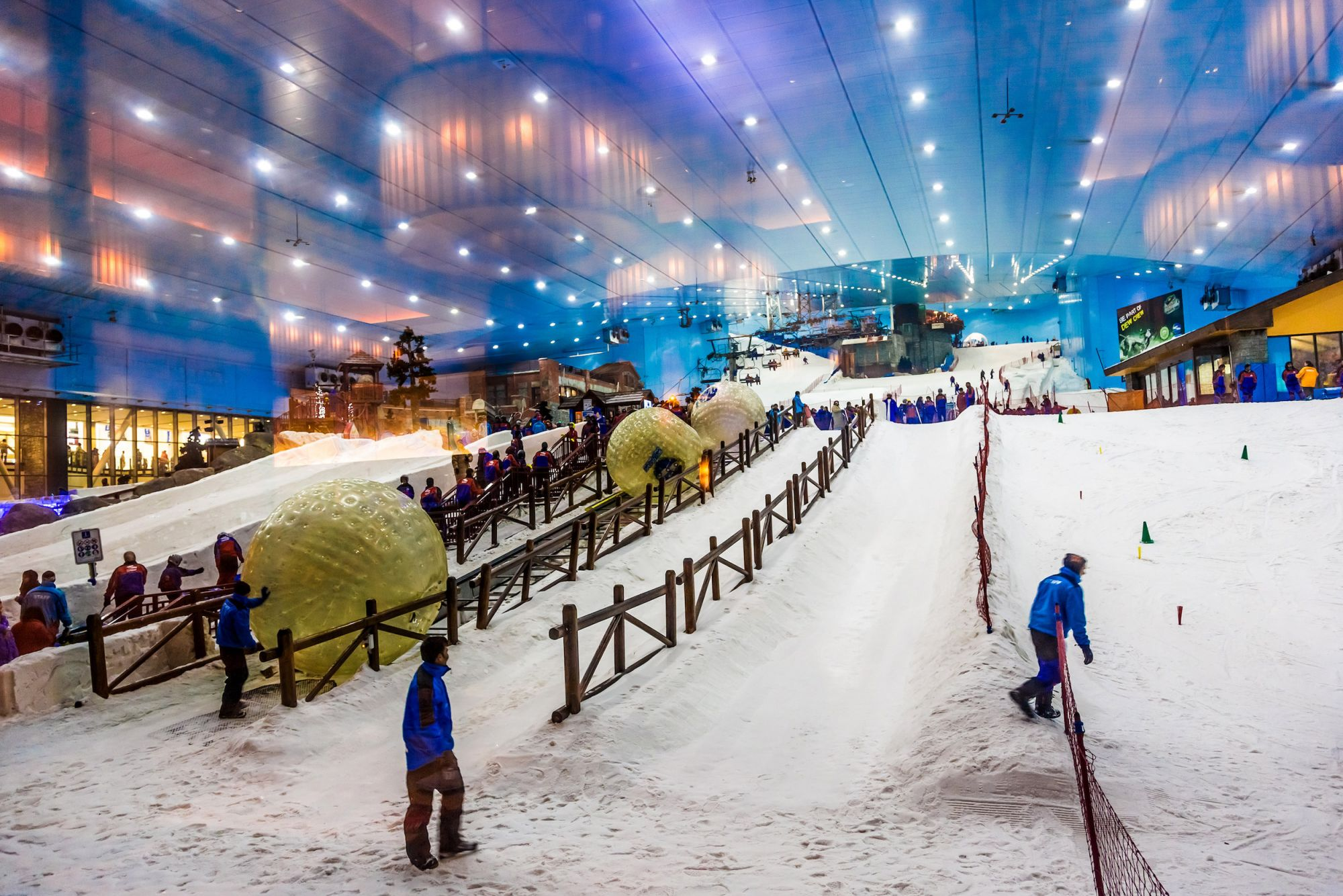 piste da sci più spettacolari