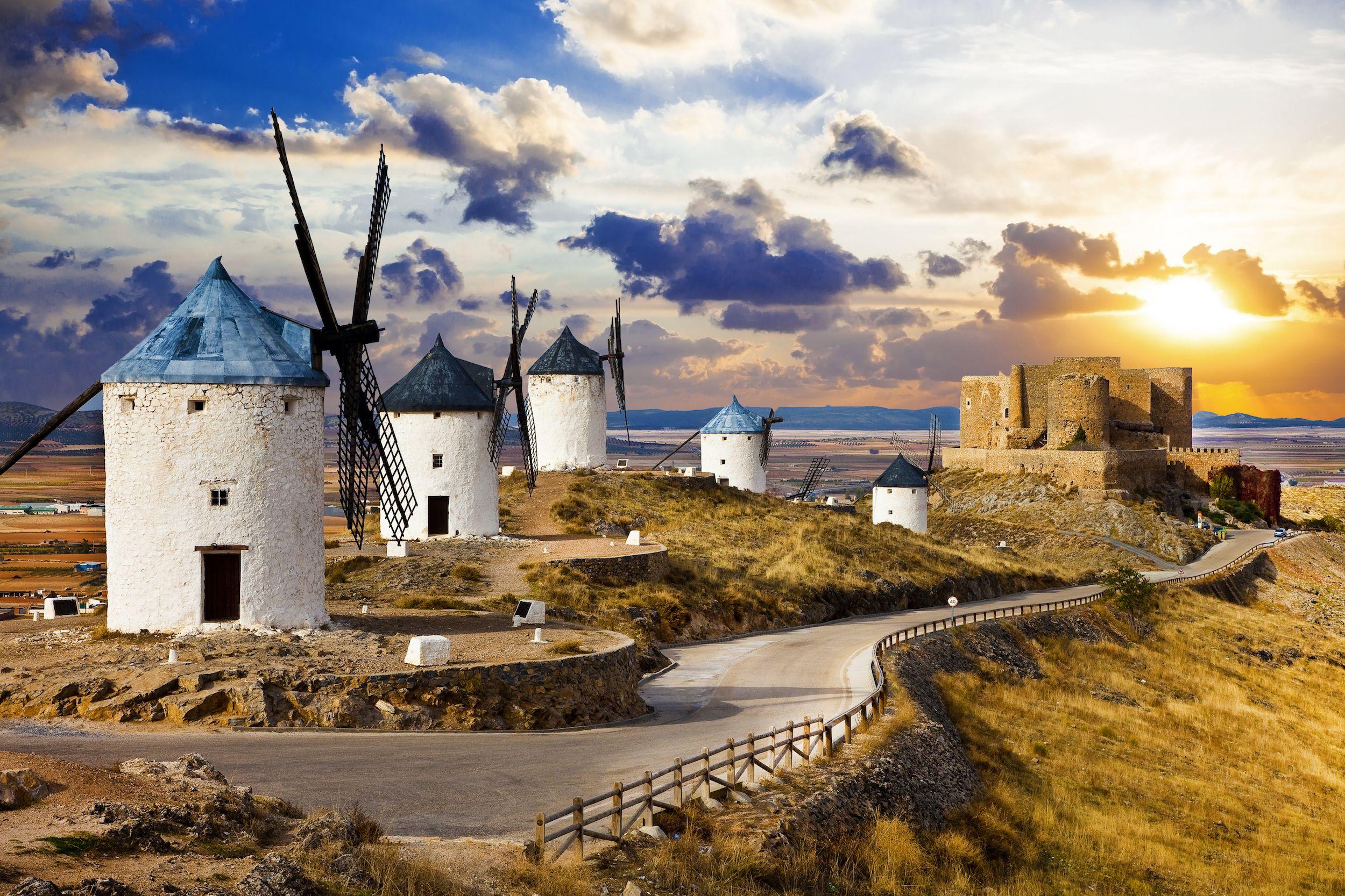 La Spagna di Don Chisciotte: itinerario in 11 tappe nella Castiglia-La Mancia