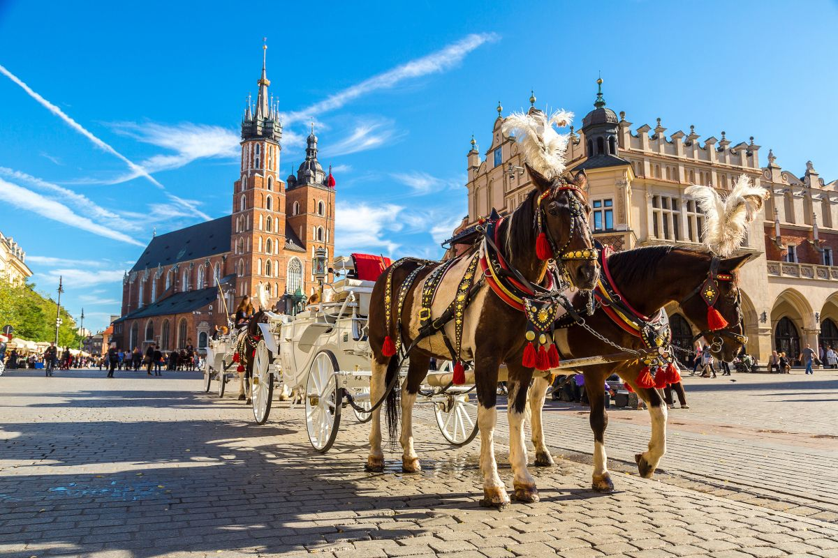 Due giorni a Cracovia: un itinerario per vedere il meglio della città