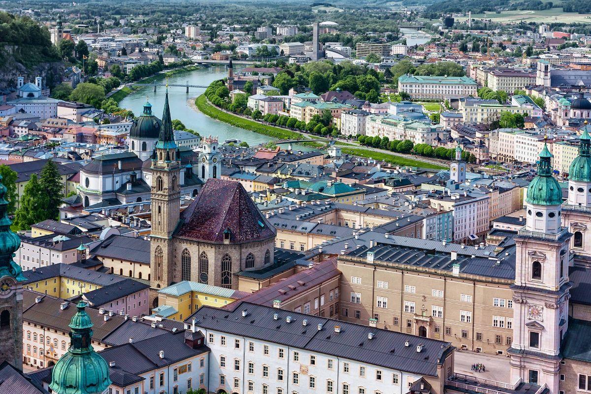 Salisburgo: la città con la musica nel DNA