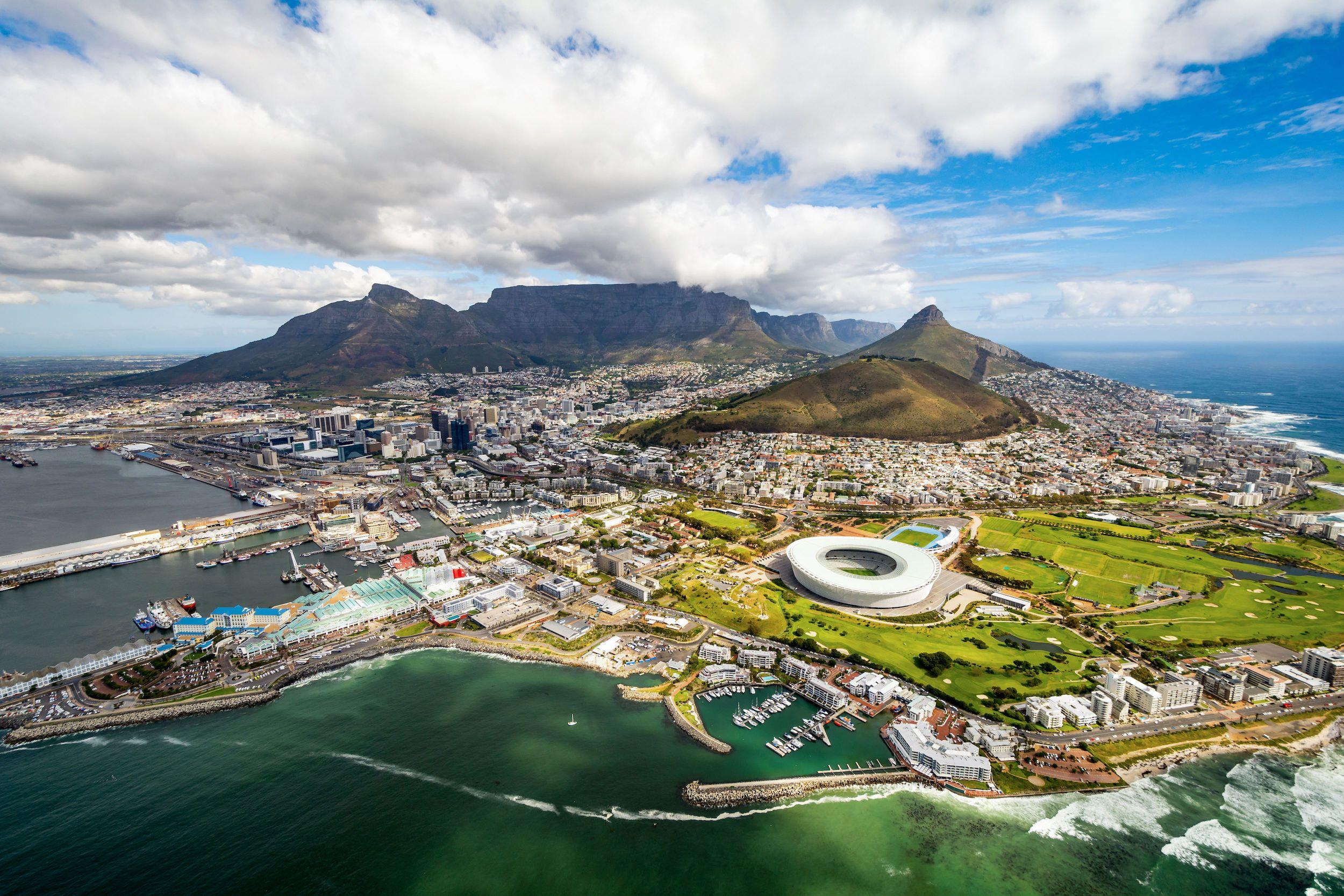 Sudafrica: 7 cose da fare a Cape Town