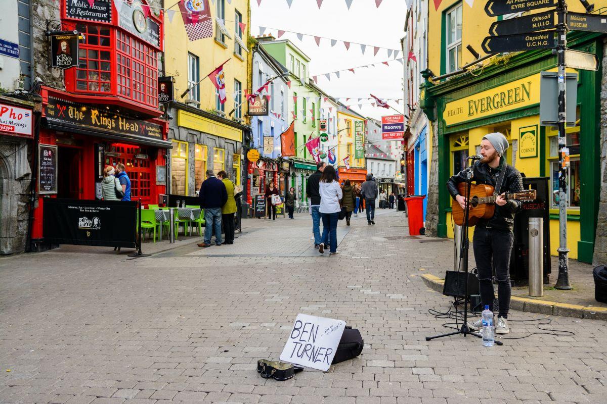 Una guida alla migliore musica live di Galway