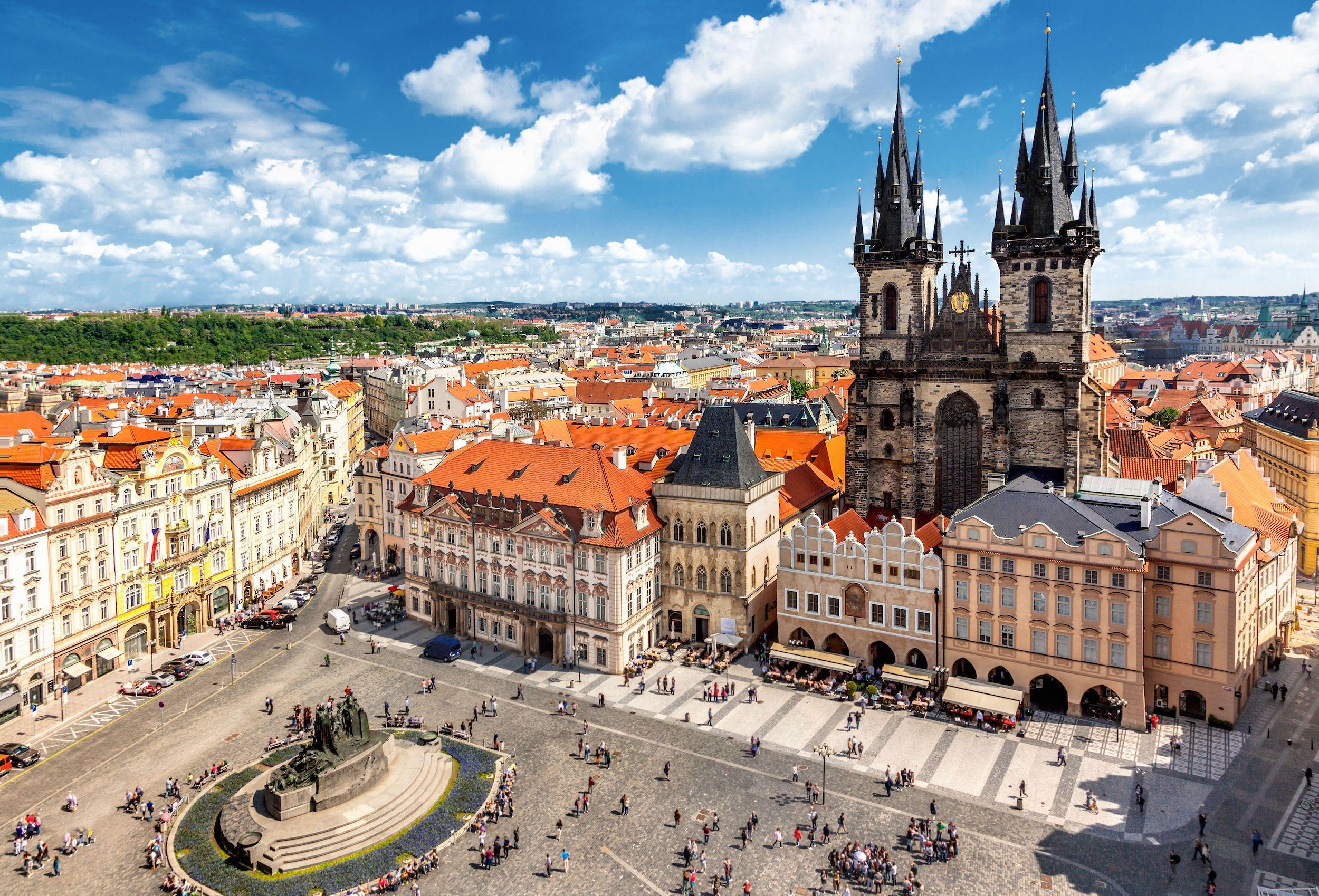 Visitare Praga in quattro giorni