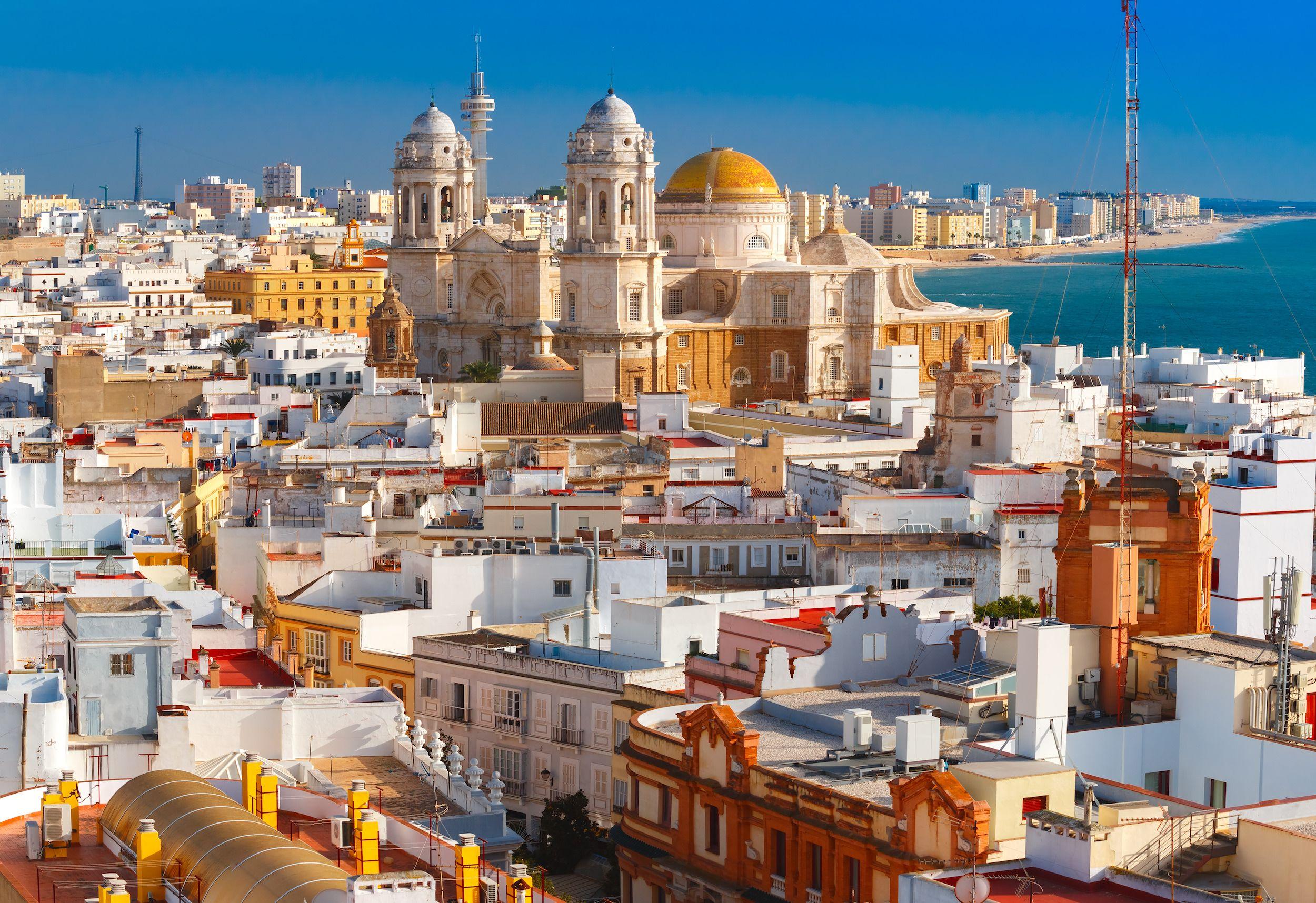 Due settimane in Andalusia verso la fine del mondo