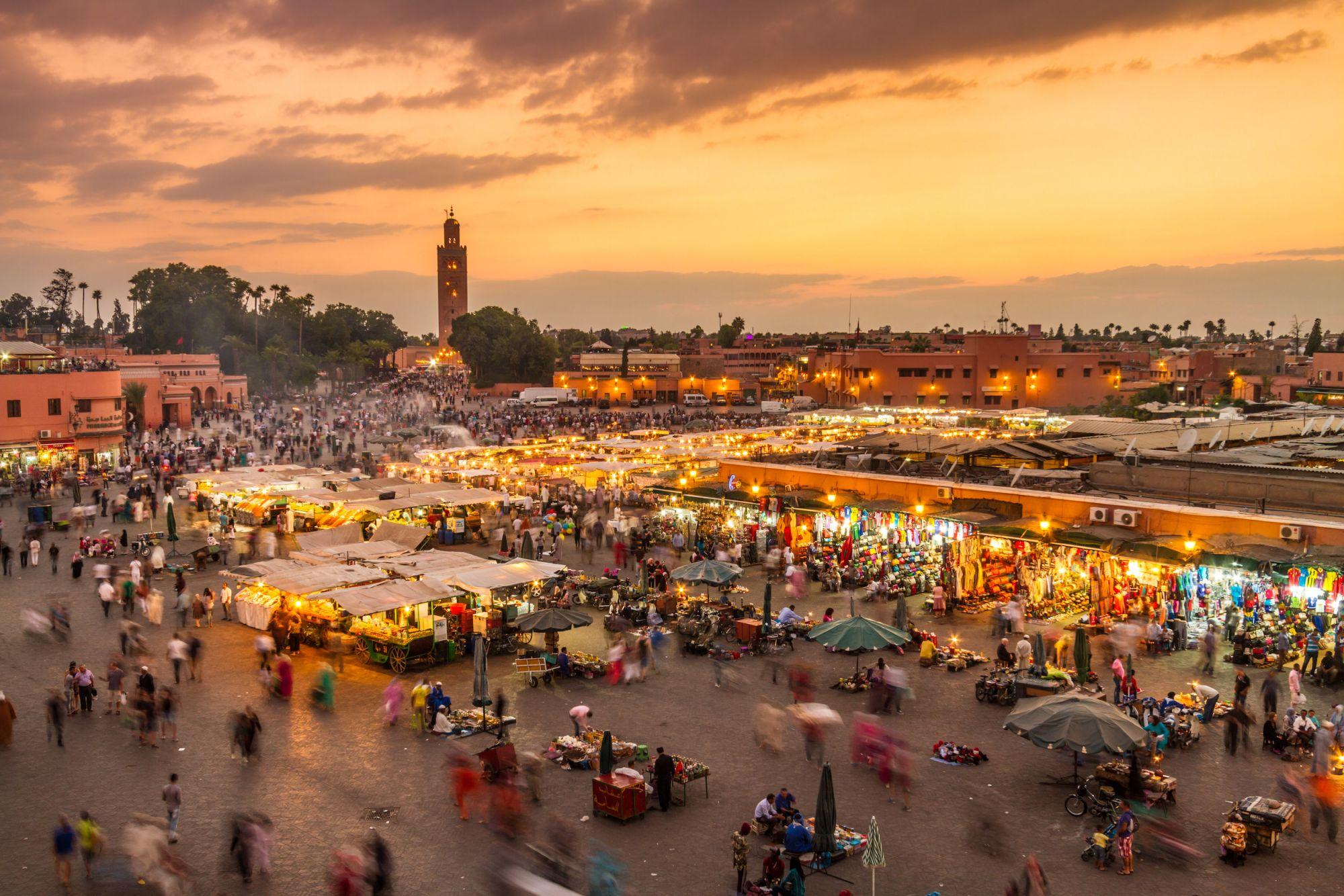 Risultato immagini per marrakech