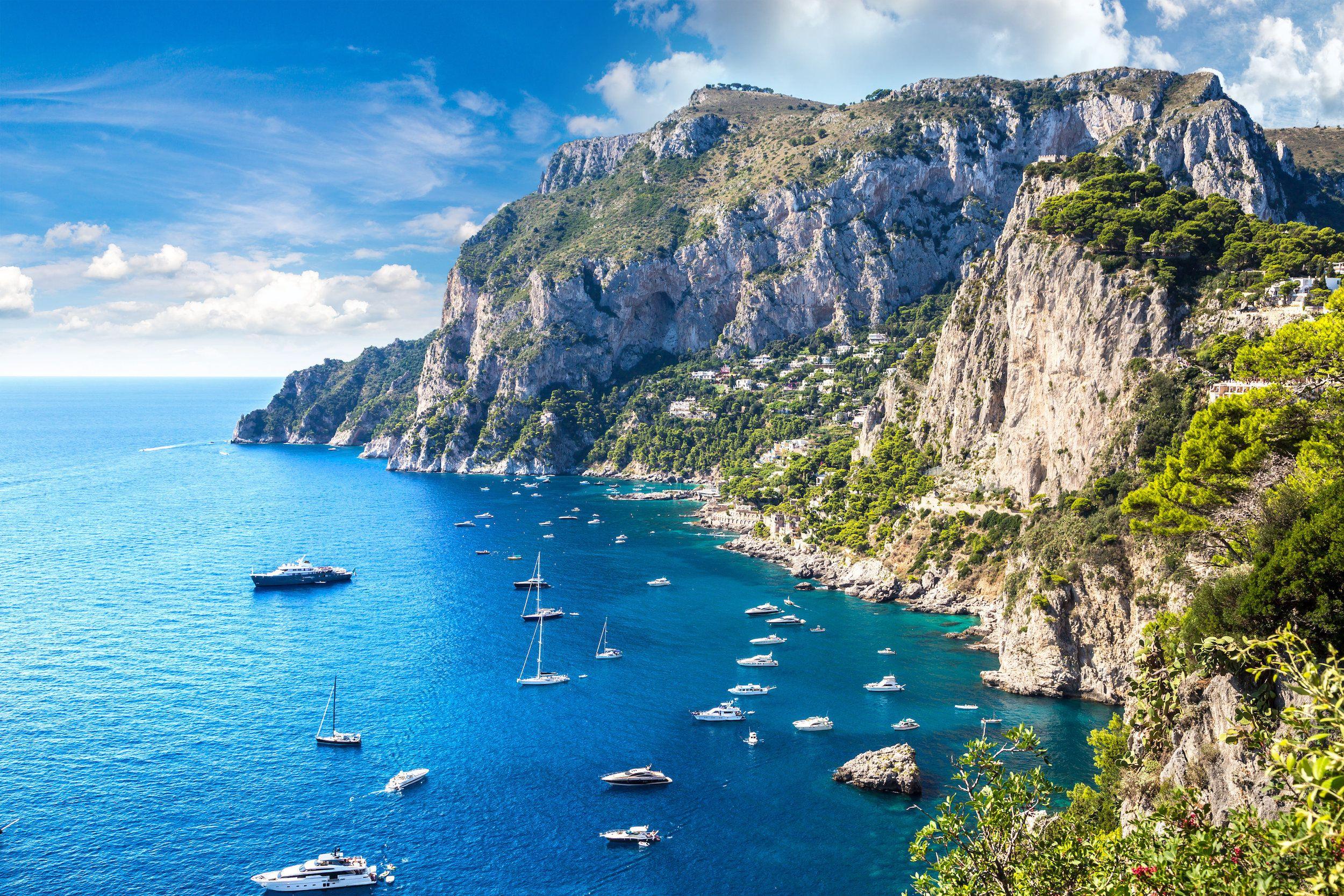 Ischia, Capri e Procida: un tour per scoprire le isole del Golfo di Napoli