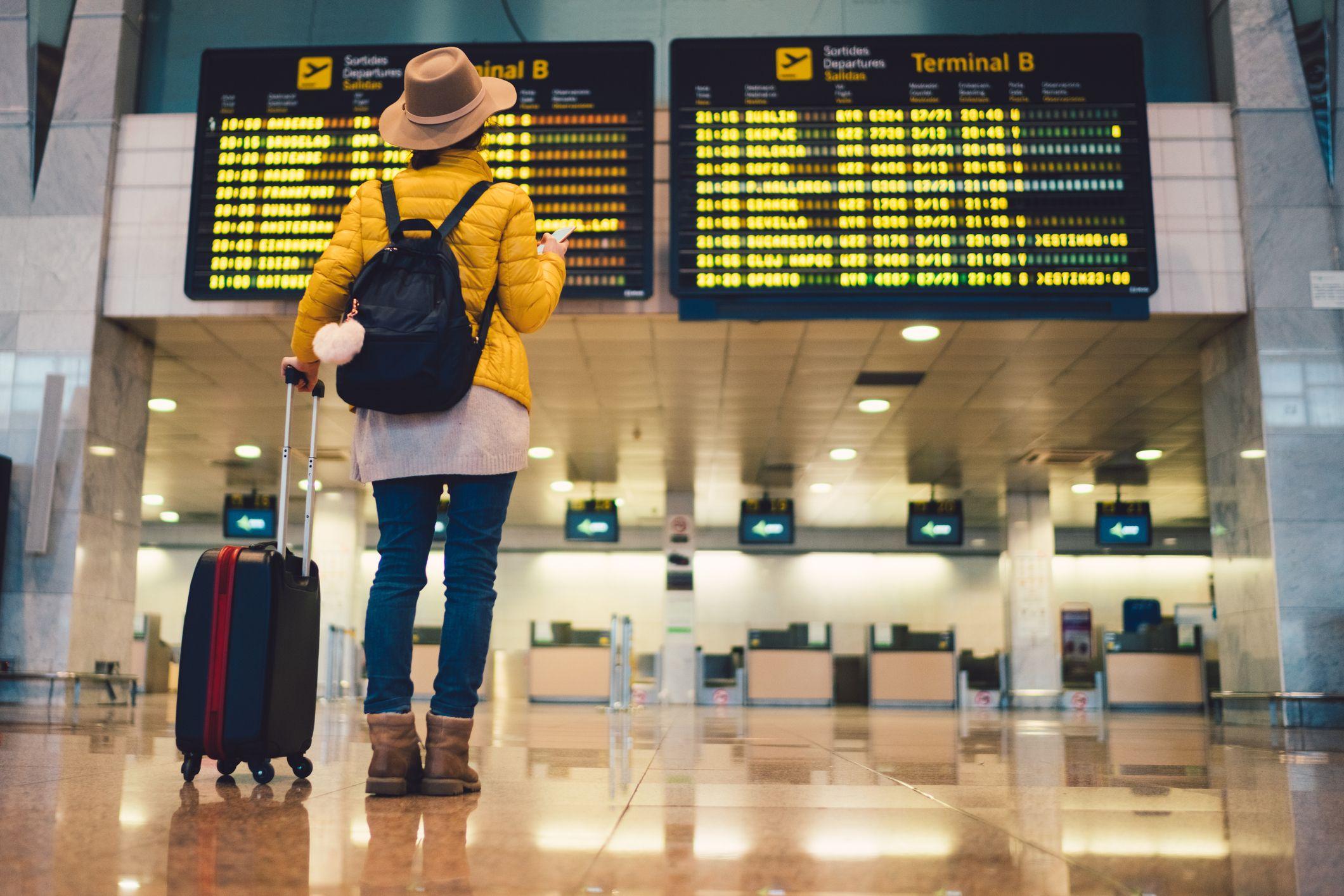 Come reagire ai disagi in aeroporto: i consigli degli esperti