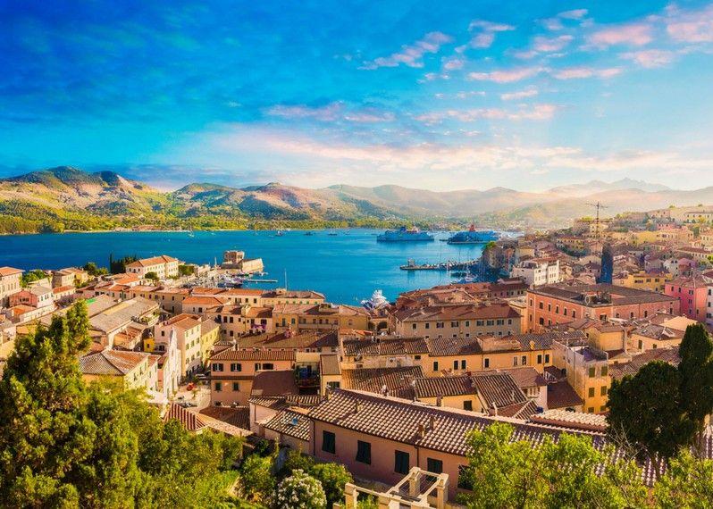 Percorrere l'isola d'Elba in bici: l'itinerario di un giorno